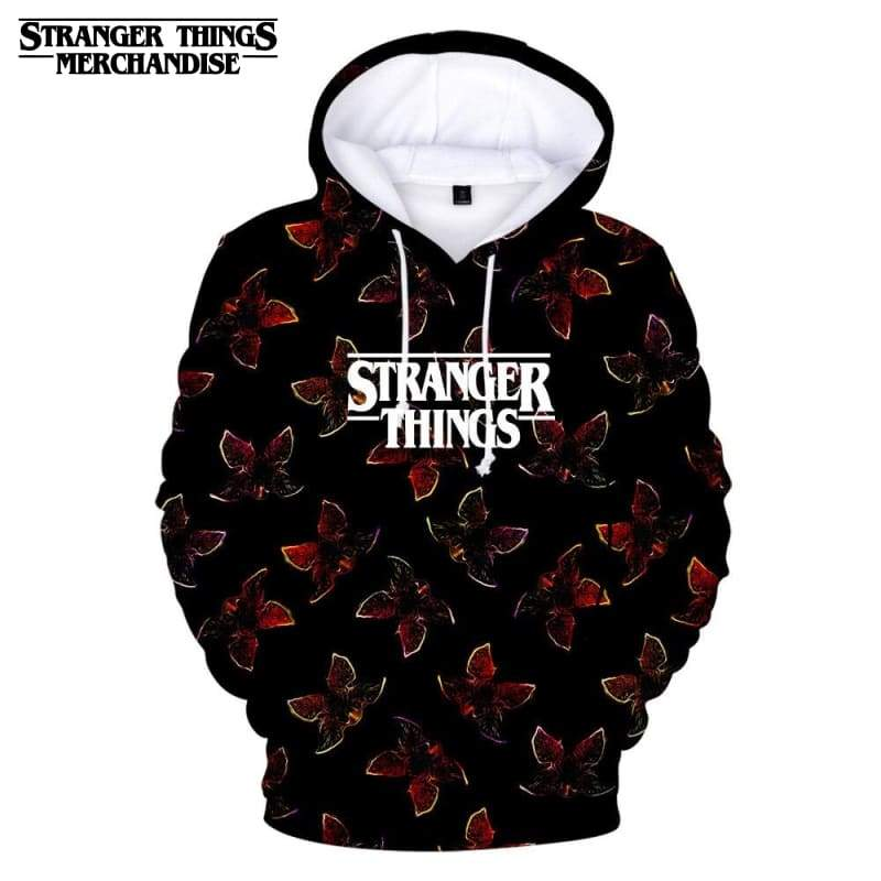 Stranger Things Hoodie <br> TV series