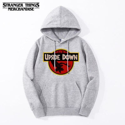 Upside Down Stranger Things Hoodie