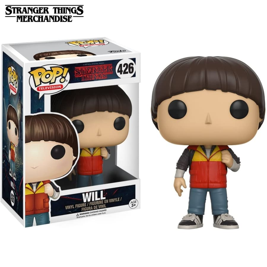 Stranger Things Funko Pop <br>Will Byers