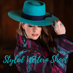 styled Western Shoot by Brooke Welch