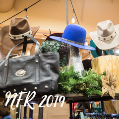 Woolies 2019 NFR Booth
