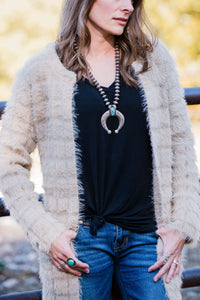 Grizz Duster Cardigan