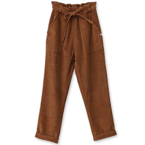 Wyeth Corduroy Ankle Pants