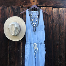 Load image into Gallery viewer, Astoria Denim Jumpsuit