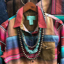 Load image into Gallery viewer, Serape Rodeo Shirt by Tasha Polizzi