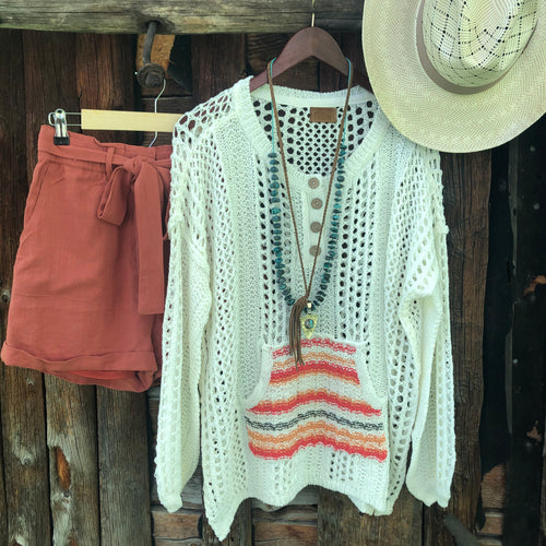 Tulum Loose Knit Sweater