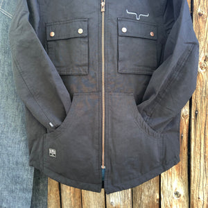 Monitor Shirt Jacket Black