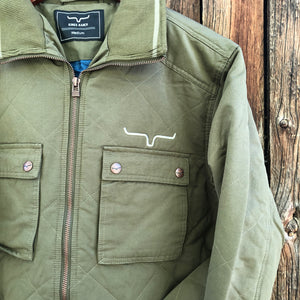 Monitor Shirt Jacket Army
