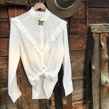 Load image into Gallery viewer, Calamity Ruffle Blouse
