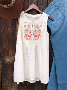 Winchester Embroiderd Tunic