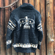 Load image into Gallery viewer, Eagle Knit Sweater Jacket {Men's}