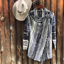 Load image into Gallery viewer, Crested Butte Fringe Poncho