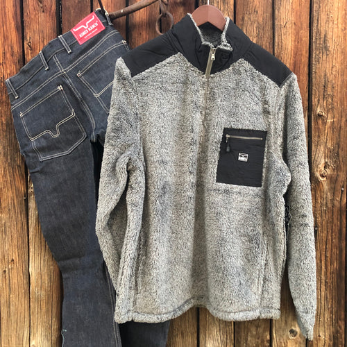 Whiskey Sweater Black {Men's}