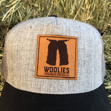 Load image into Gallery viewer, Woolies Heather Gray Cap
