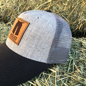 Woolies Heather Gray Cap