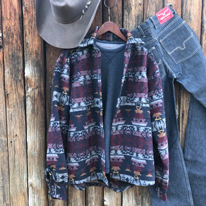 Hudson Shirt Jacket {Men's}