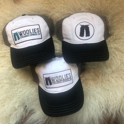 Woolies Soft Tri Patch Hats