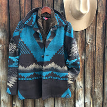 Load image into Gallery viewer, Sioux Trail Coat {Men's}
