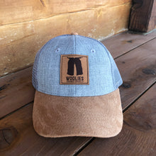 Load image into Gallery viewer, Woolies Suede Cap