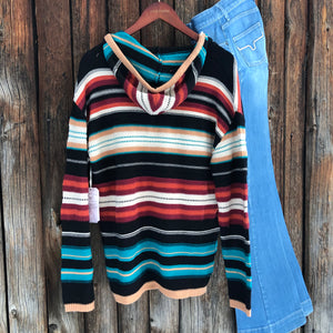 Yuma Serape Sweater