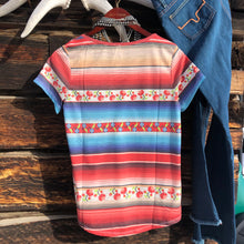 Load image into Gallery viewer, Ruidoso Serape Tee