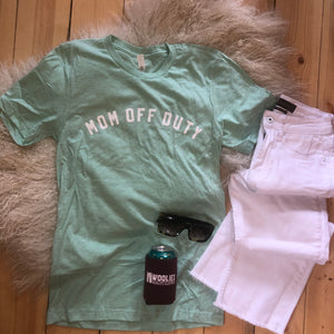 Mom Off Duty {Mint}