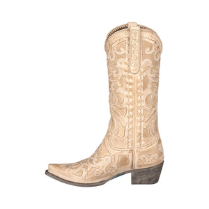 Lane Robin Boot in Bone - Rural Haze