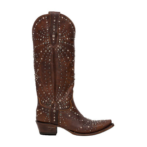 Lane Sparks Fly Boots in Cognac - Rural Haze