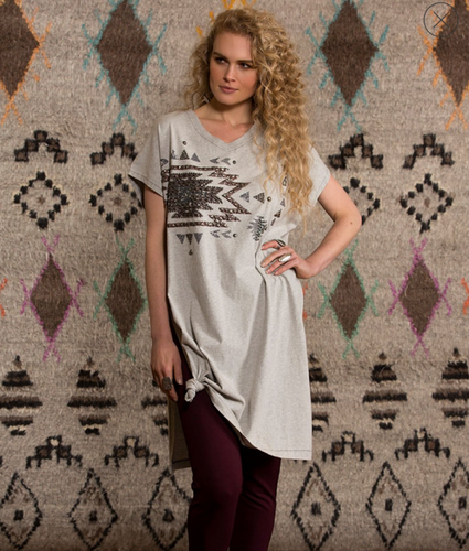 Weaver Reflection Tunic by Double D Ranch