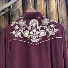 Load image into Gallery viewer, Annie Embroidered Vintage Western Top