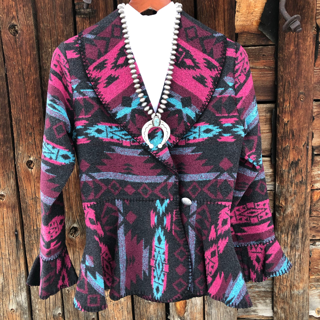 Twilight Mohican Flounce Jacket