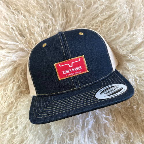 Kimes Ranch Branded Trucker