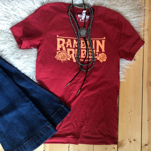 Ramblin Rebel T-Shirt
