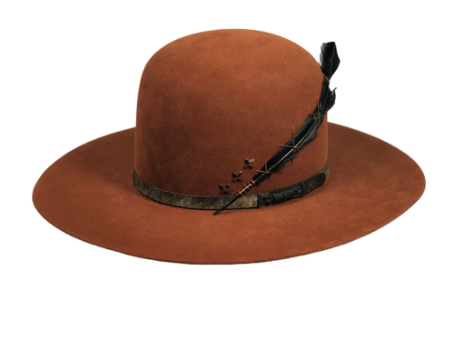 Rust Mesa by Greeley Hat Works