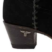 Load image into Gallery viewer, Lane Plain Jane Boot in Black Suede