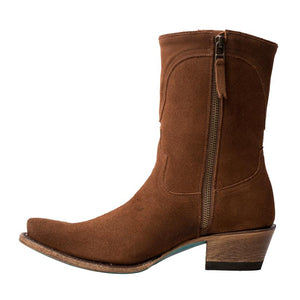 Lane Katori Bootie in Soft Mocha - Rural Haze