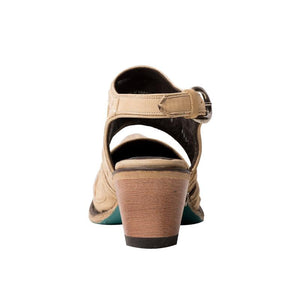 Lane Robin Mule in Bone - Rural Haze