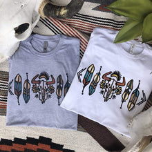 Load image into Gallery viewer, Skull Trio Tee