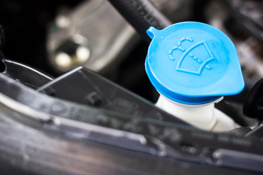 A Better Solution for Windshield Washer Fluid