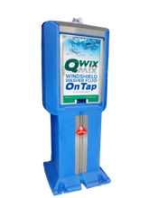 Load image into Gallery viewer, Qwix Mix Water-Driven Windshield Washer Fluid Proportioner With 80 Gallon Reservoir. Used For Automatically Making and Storing Windshield Washer Fluid