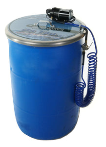 QWD-LID Windshield Washer Fluid 55-Gallon Drum Lid Dispenser