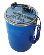 Load image into Gallery viewer, QWD-LID Windshield Washer Fluid 55-Gallon Drum Lid Dispenser