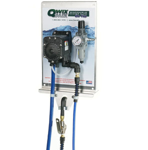 QWD-MWM Wall Mounted Methanol Dispenser