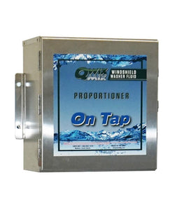 QWP-2 Air-Driven Windshield Washer Fluid Proportioner