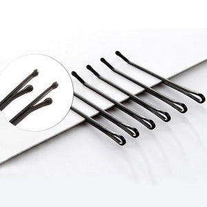 T&G Black Bobby Pins
