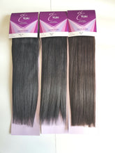 Load image into Gallery viewer, EI Yaki 100% Human Hair Extensions Yaki 14""