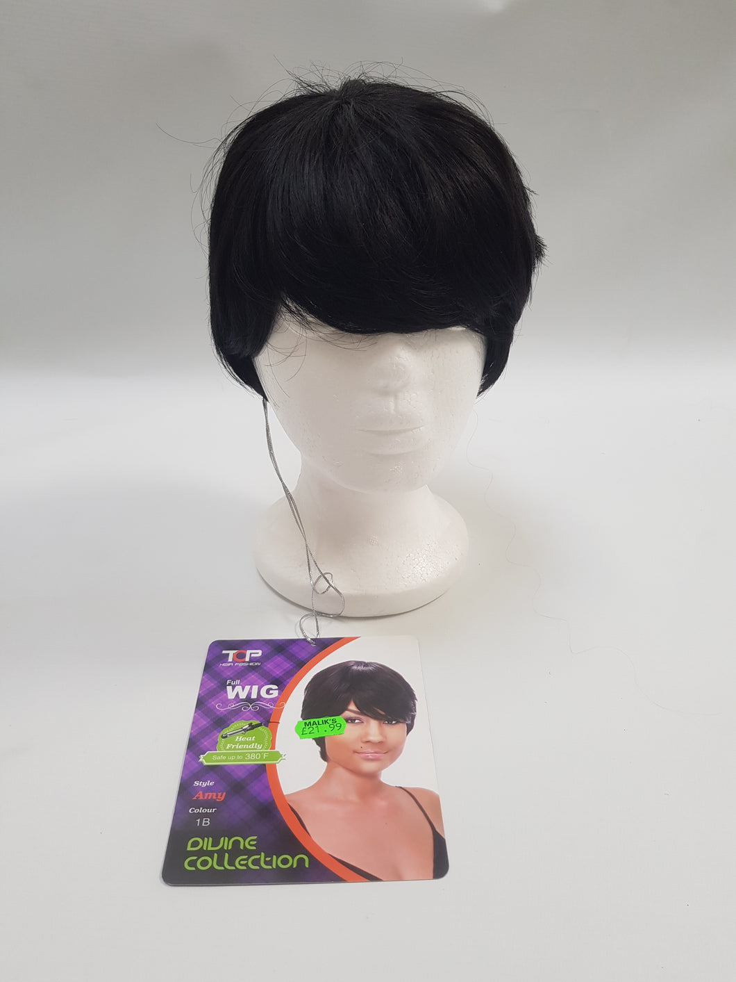 Top  Hair Fashion Wig Amy