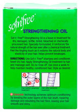 Load image into Gallery viewer, Sofn'Free Strengthening Oil 2 Treatment Pack