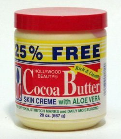 Hollywood Beauty Cocoa Butter Skin Creme With Aloe Vera 567g