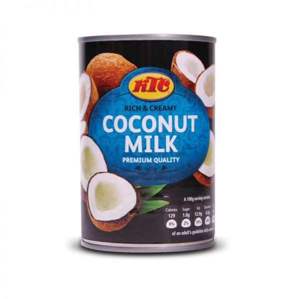KTC Coconut Milk 400ml